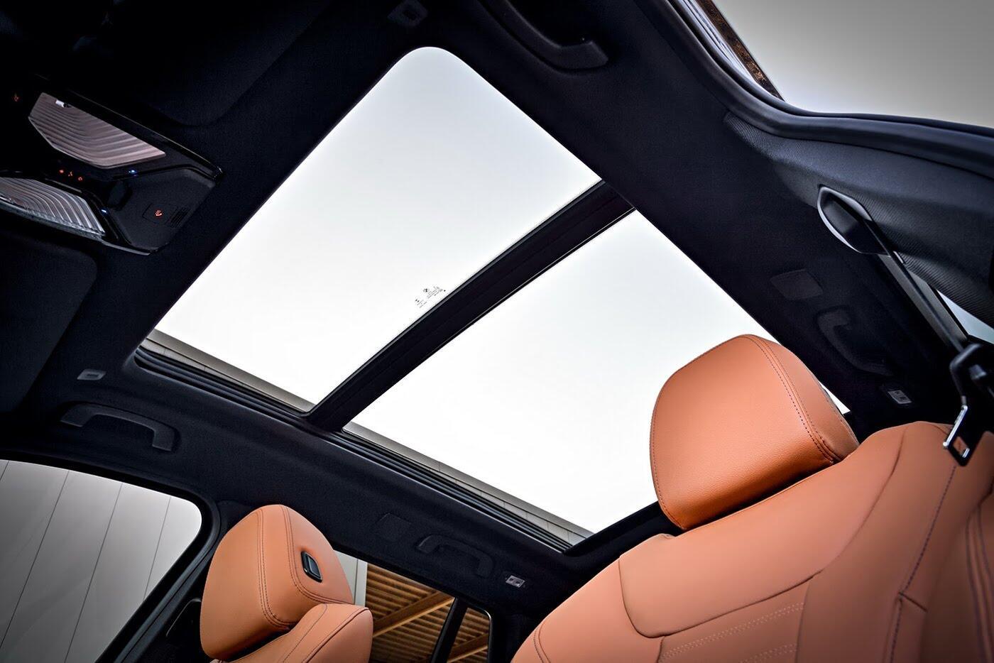Ảnh chi tiết BMW X3 2018 hoàn toàn mới - Hình 19