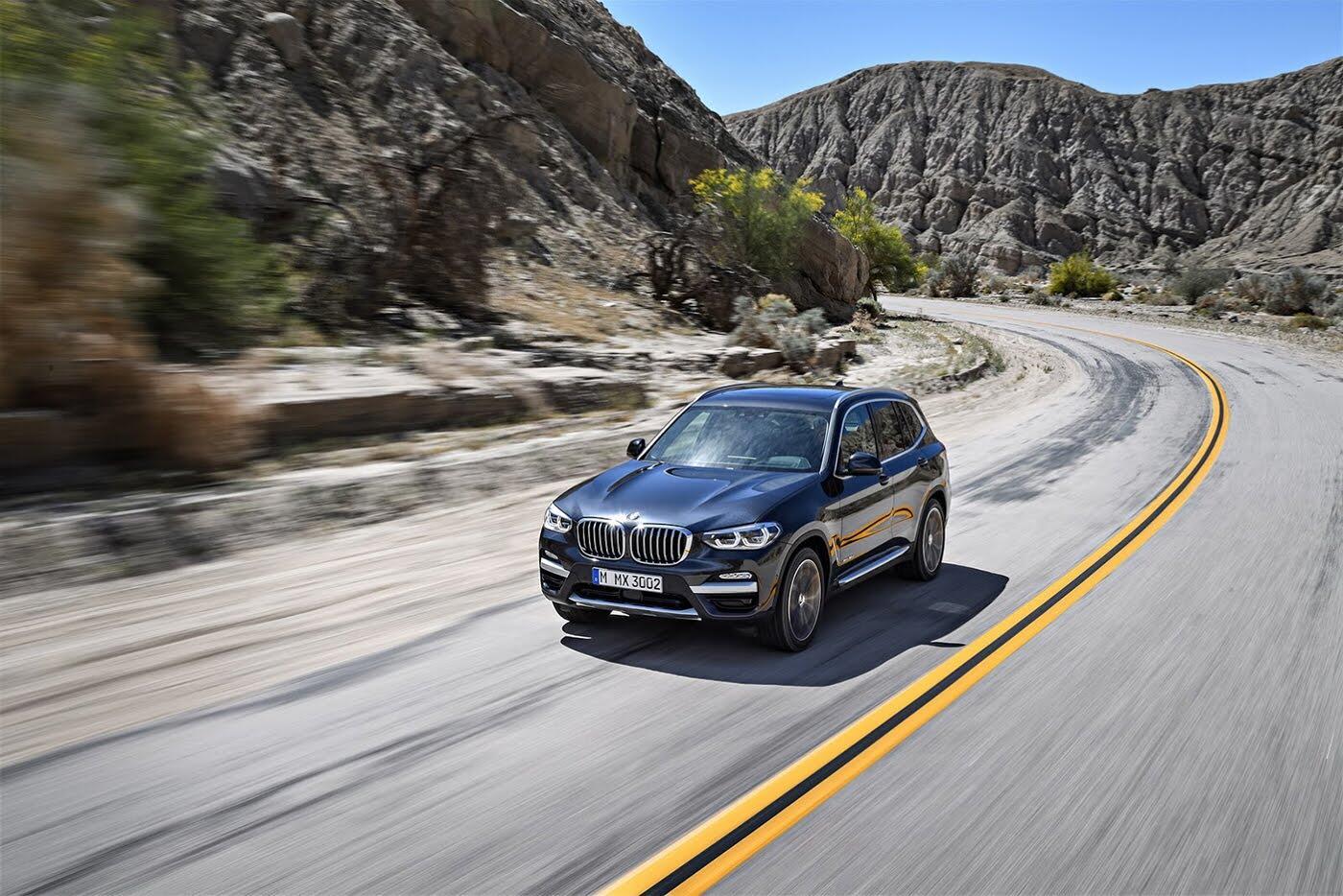 Ảnh chi tiết BMW X3 2018 hoàn toàn mới - Hình 22