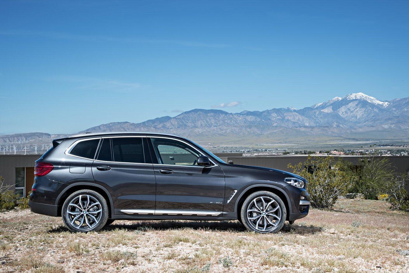 Ảnh chi tiết BMW X3 2018 hoàn toàn mới - Hình 25
