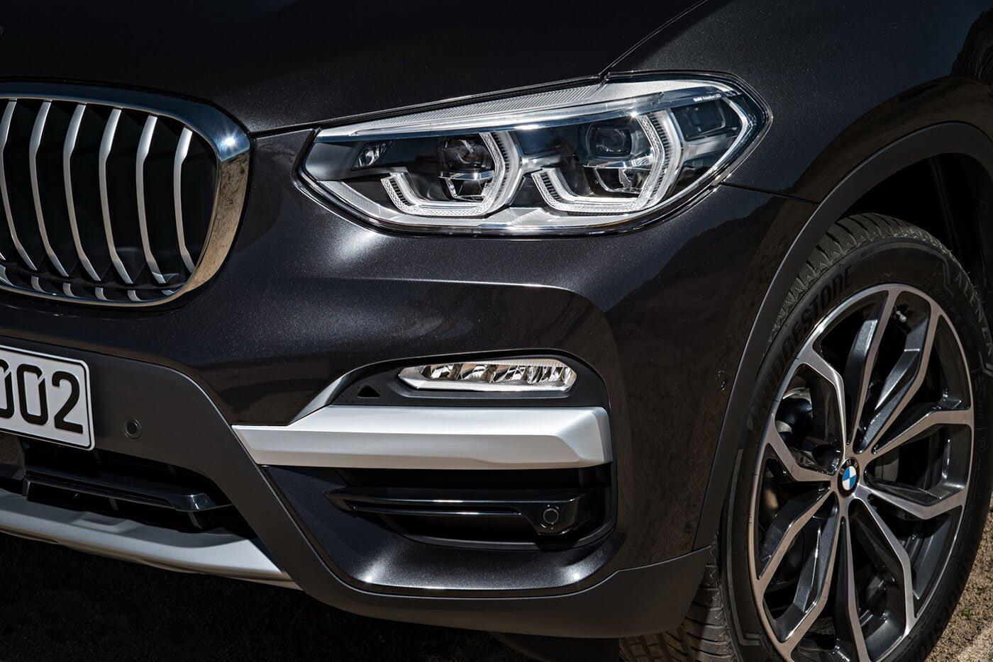 Ảnh chi tiết BMW X3 2018 hoàn toàn mới - Hình 27