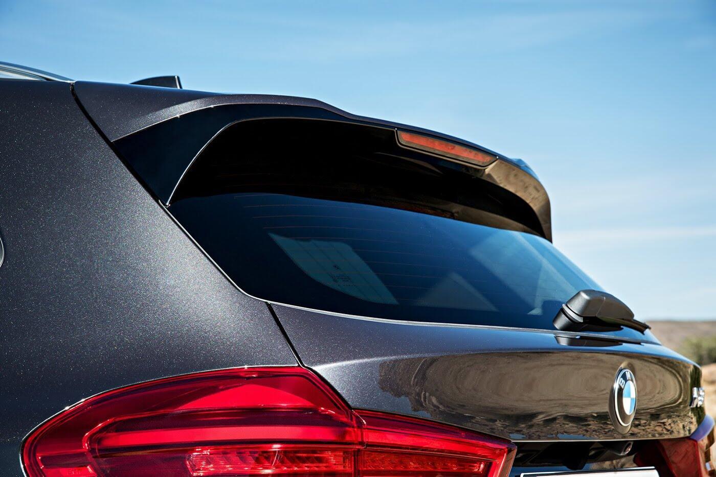 Ảnh chi tiết BMW X3 2018 hoàn toàn mới - Hình 28
