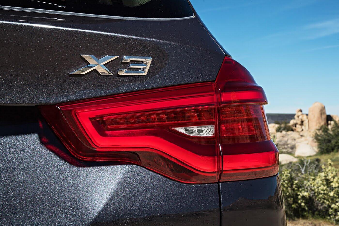 Ảnh chi tiết BMW X3 2018 hoàn toàn mới - Hình 29
