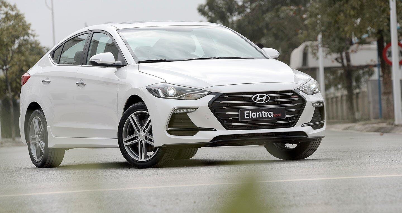 Ảnh chi tiết Hyundai Elantra Sport 2018 - Hình 1