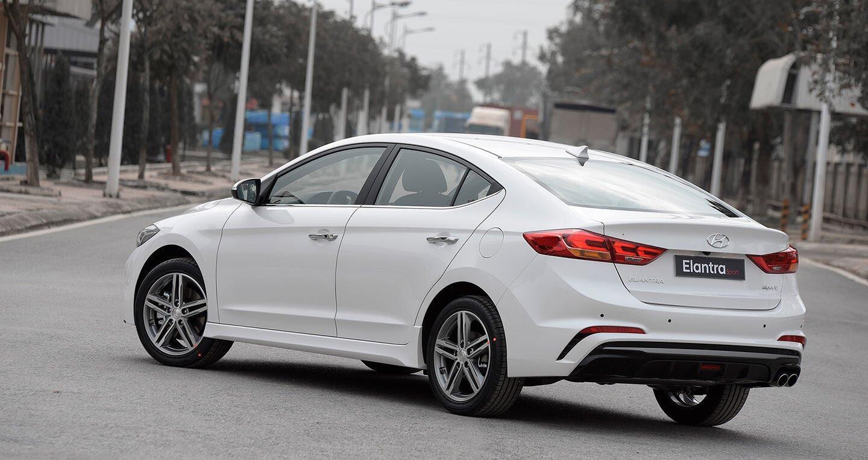 Ảnh chi tiết Hyundai Elantra Sport 2018 - Hình 2