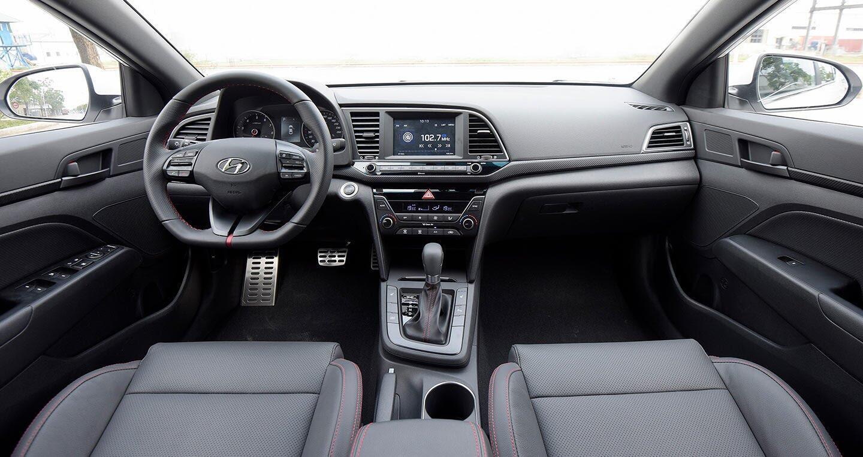 Ảnh chi tiết Hyundai Elantra Sport 2018 - Hình 10