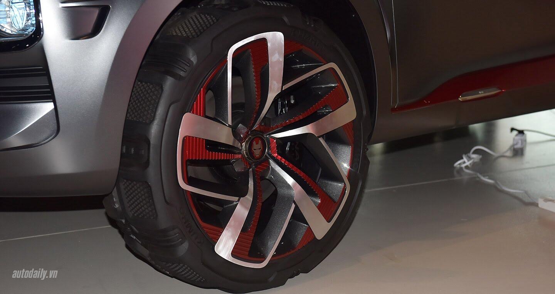 Ảnh chi tiết Hyundai KONA Iron Man Special Editon - Hình 2