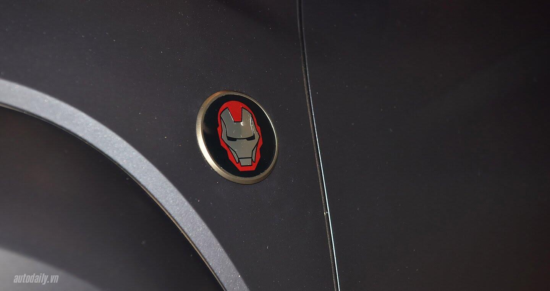 Ảnh chi tiết Hyundai KONA Iron Man Special Editon - Hình 4