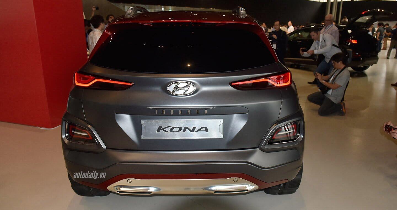 Ảnh chi tiết Hyundai KONA Iron Man Special Editon - Hình 5
