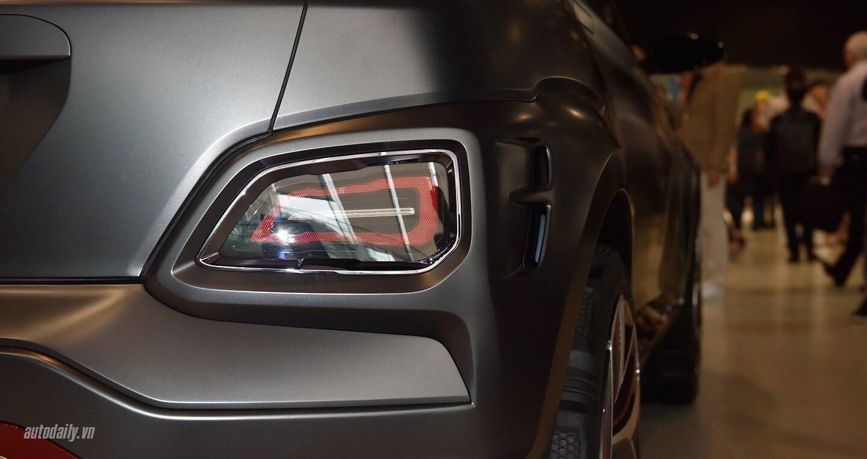 Ảnh chi tiết Hyundai KONA Iron Man Special Editon - Hình 6