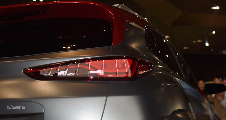 Ảnh chi tiết Hyundai KONA Iron Man Special Editon - Hình 7