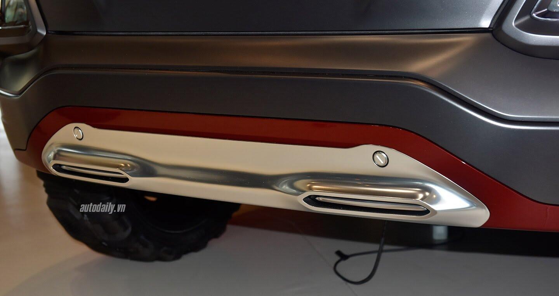 Ảnh chi tiết Hyundai KONA Iron Man Special Editon - Hình 8