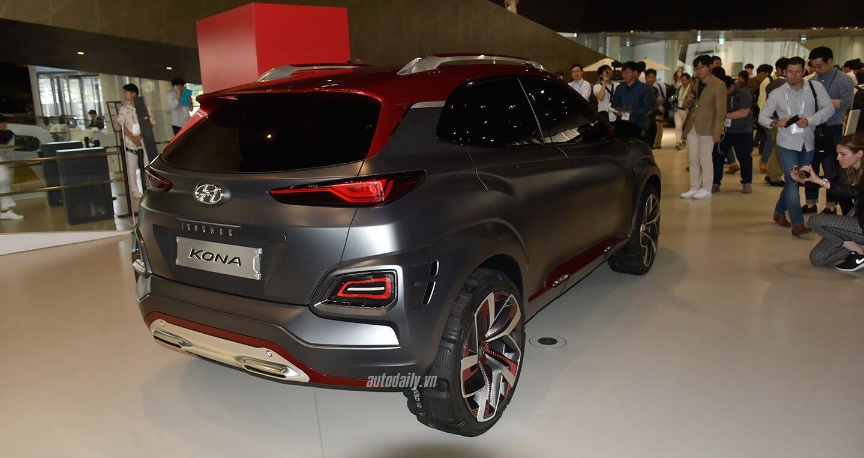 Ảnh chi tiết Hyundai KONA Iron Man Special Editon - Hình 9