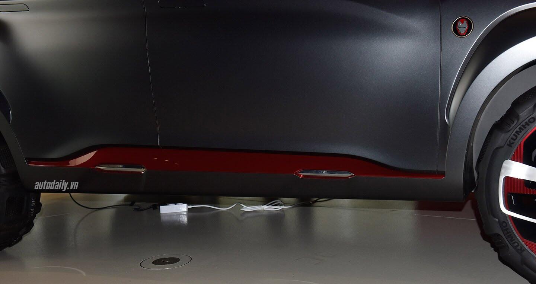Ảnh chi tiết Hyundai KONA Iron Man Special Editon - Hình 10