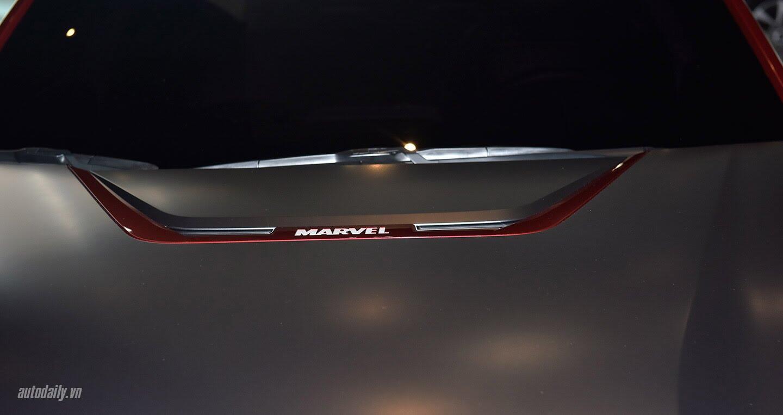 Ảnh chi tiết Hyundai KONA Iron Man Special Editon - Hình 11