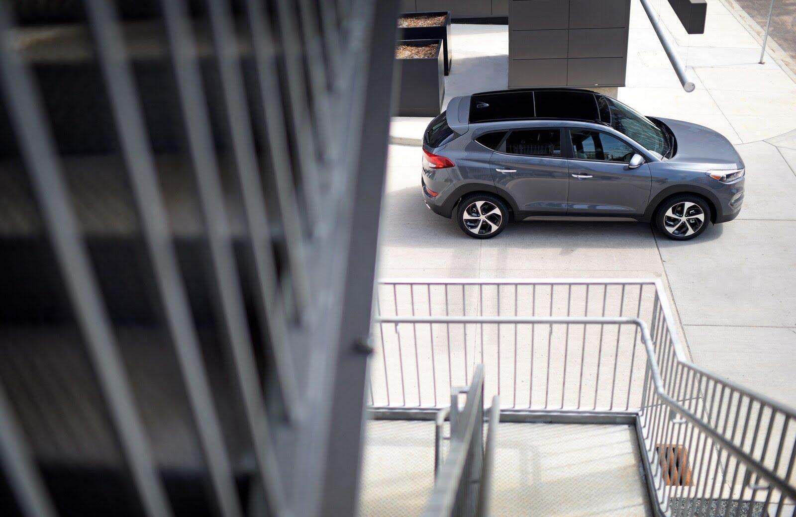 Ảnh chi tiết Hyundai Tucson 2018 - Hình 1