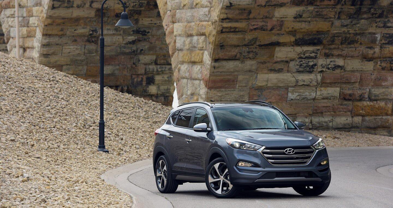 Ảnh chi tiết Hyundai Tucson 2018 - Hình 2