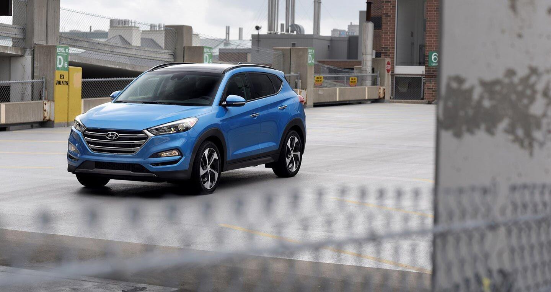 Ảnh chi tiết Hyundai Tucson 2018 - Hình 3