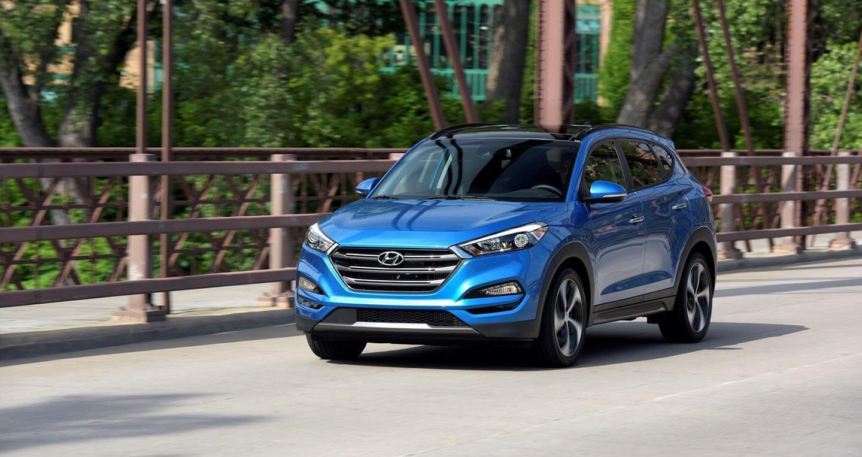 Ảnh chi tiết Hyundai Tucson 2018 - Hình 4