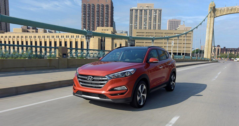 Ảnh chi tiết Hyundai Tucson 2018 - Hình 5