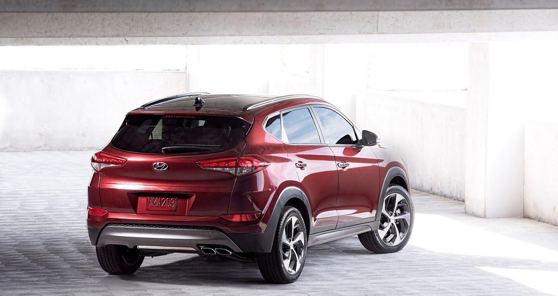 Ảnh chi tiết Hyundai Tucson 2018 - Hình 6