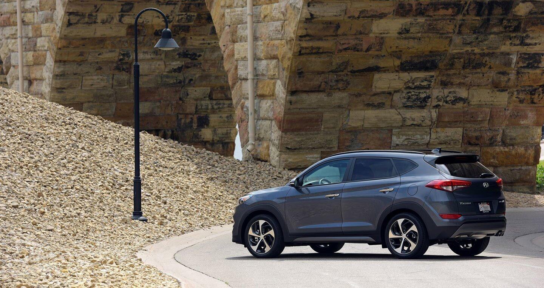 Ảnh chi tiết Hyundai Tucson 2018 - Hình 7