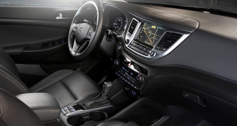 Ảnh chi tiết Hyundai Tucson 2018 - Hình 9