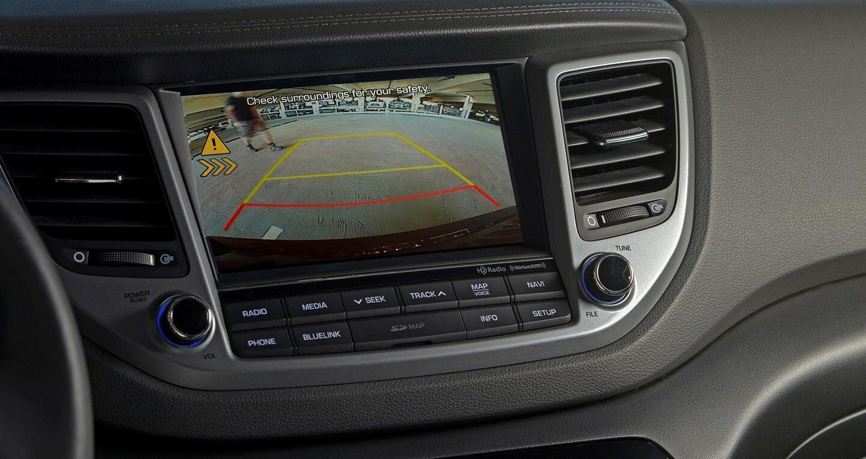 Ảnh chi tiết Hyundai Tucson 2018 - Hình 11