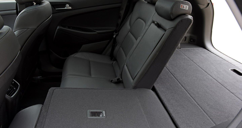 Ảnh chi tiết Hyundai Tucson 2018 - Hình 12