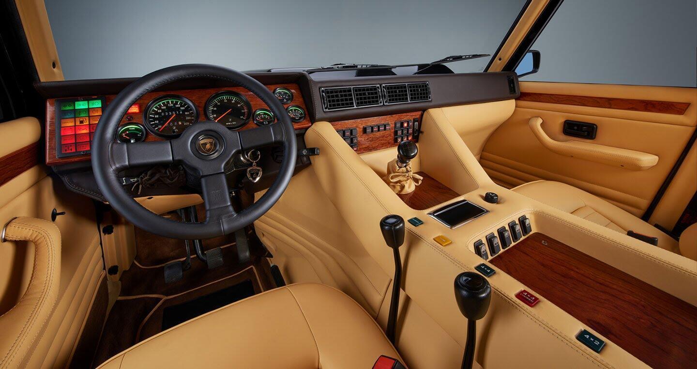 Ảnh chi tiết Lamborghini LM002 - Hình 9