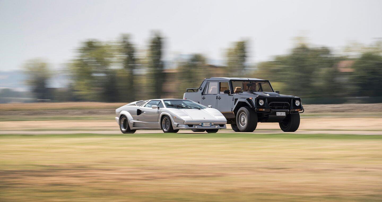 Ảnh chi tiết Lamborghini LM002 - Hình 11
