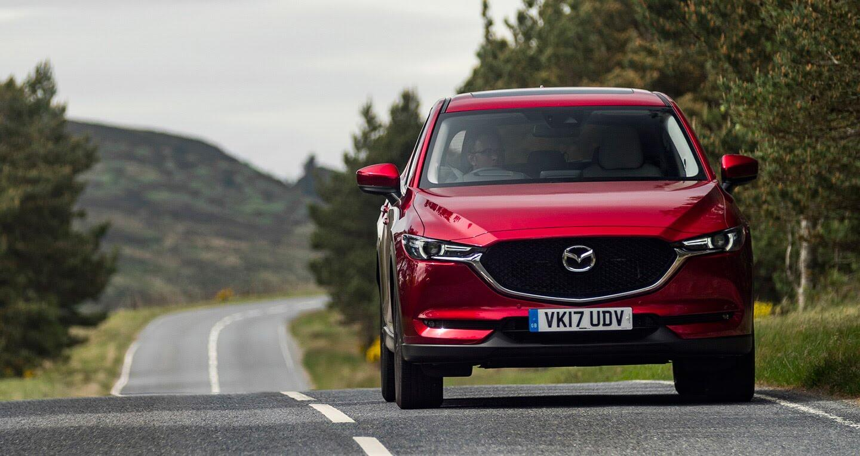 Ảnh chi tiết Mazda CX-5 2017 tại Anh quốc - Hình 4