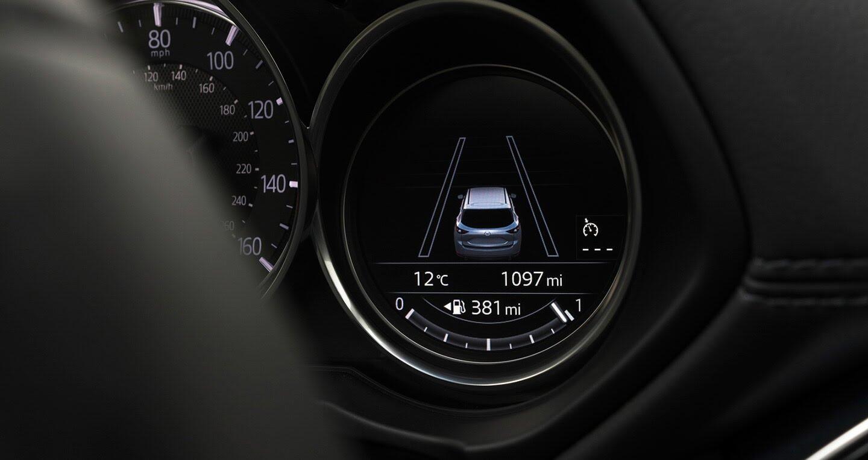 Ảnh chi tiết Mazda CX-5 2017 tại Anh quốc - Hình 8