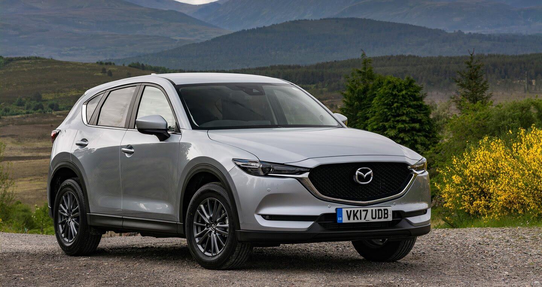 Ảnh chi tiết Mazda CX-5 2017 tại Anh quốc - Hình 14