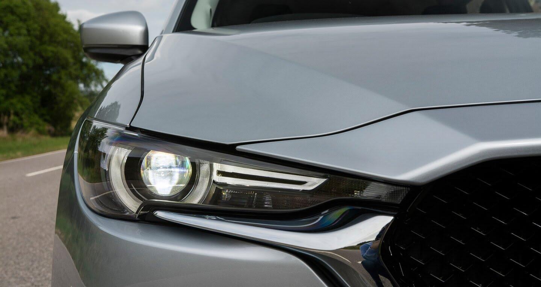 Ảnh chi tiết Mazda CX-5 2017 tại Anh quốc - Hình 15