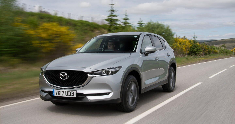 Ảnh chi tiết Mazda CX-5 2017 tại Anh quốc - Hình 16