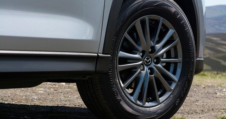 Ảnh chi tiết Mazda CX-5 2017 tại Anh quốc - Hình 17