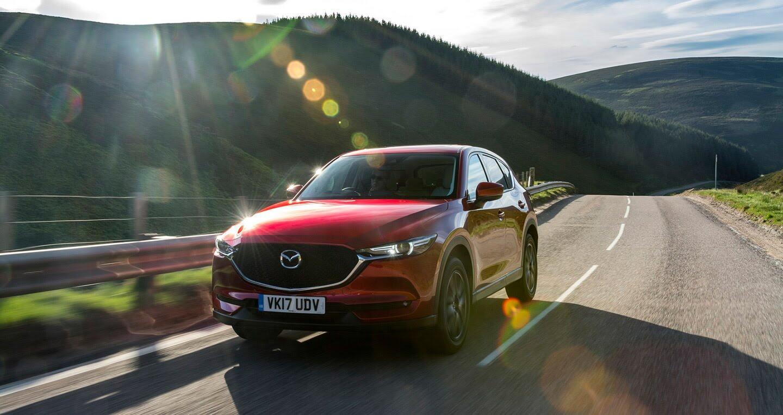 Ảnh chi tiết Mazda CX-5 2017 tại Anh quốc - Hình 18