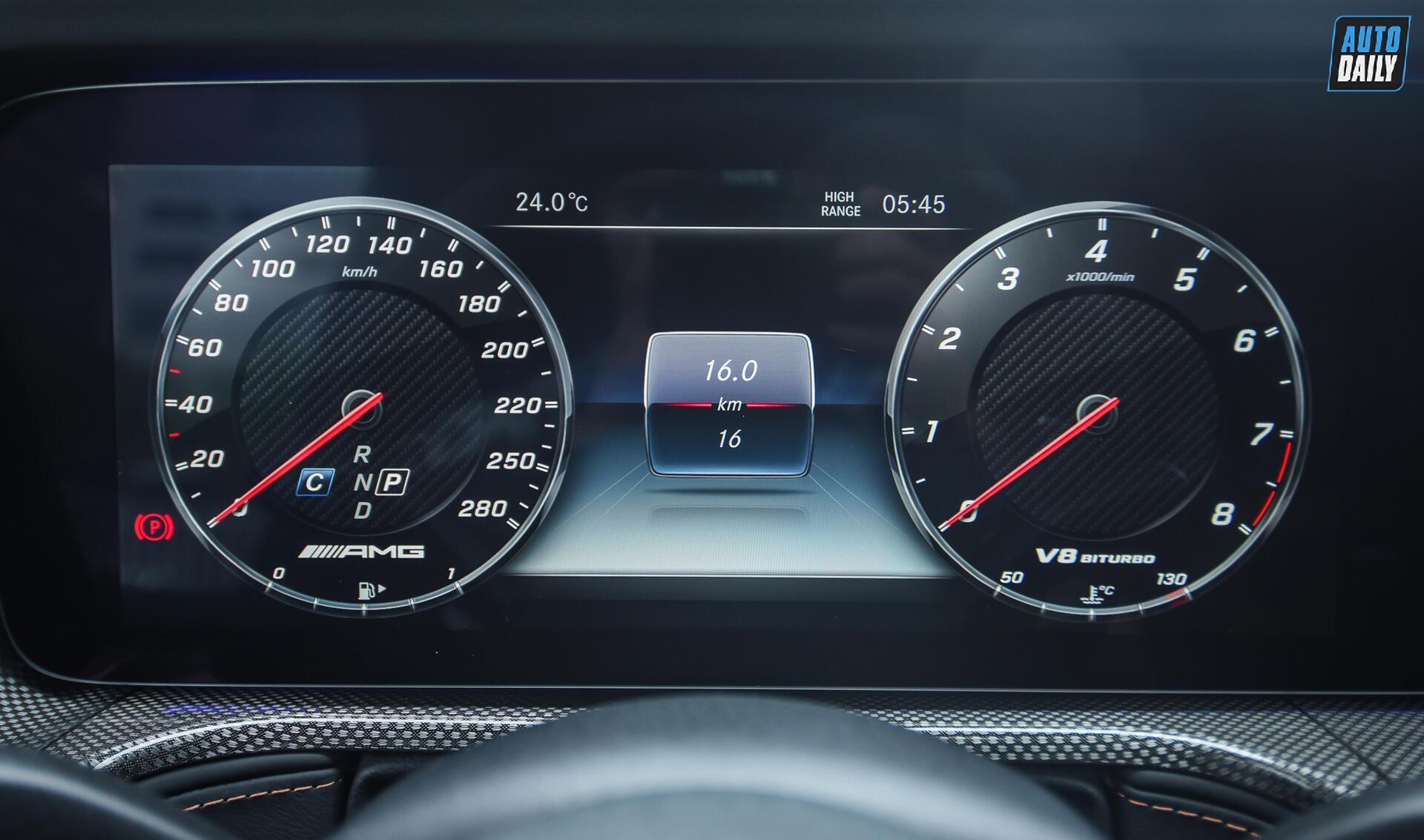 Ảnh chi tiết Mercedes G63 AMG 2021 bản cá nhân hoá giá khoảng 12 tỷ [14]