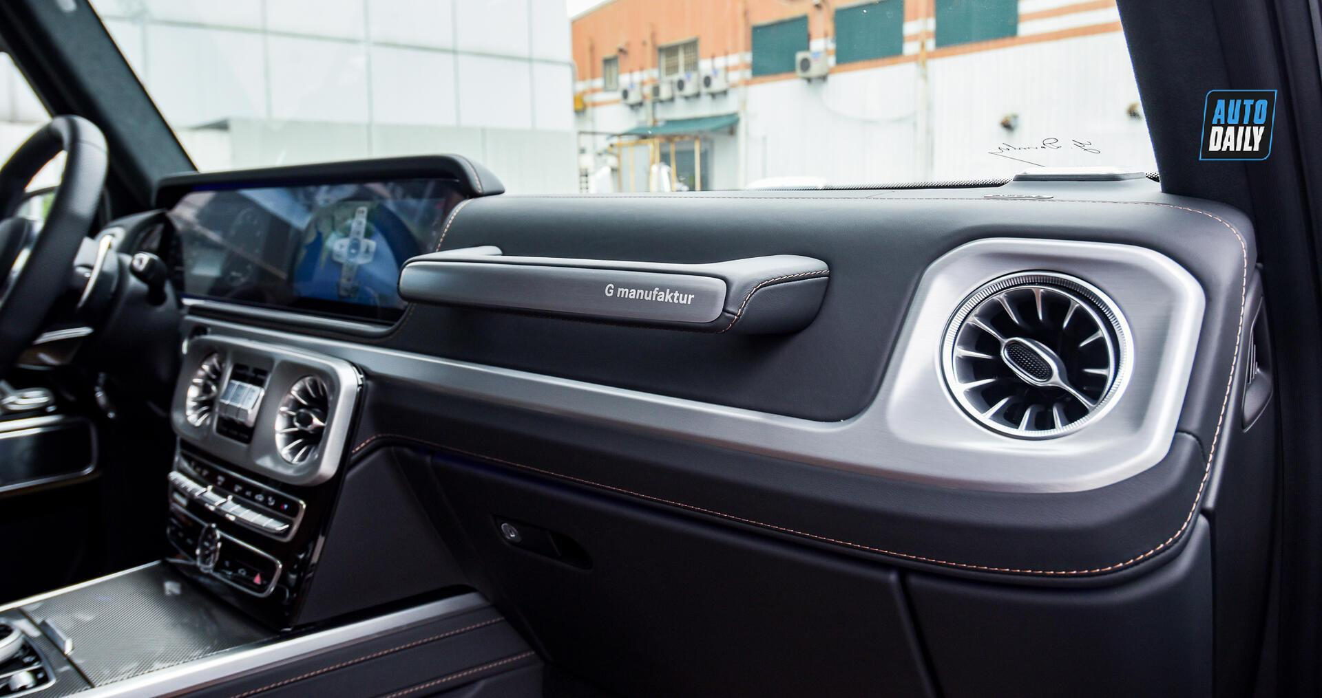Ảnh chi tiết Mercedes G63 AMG 2021 bản cá nhân hoá giá khoảng 12 tỷ [15]