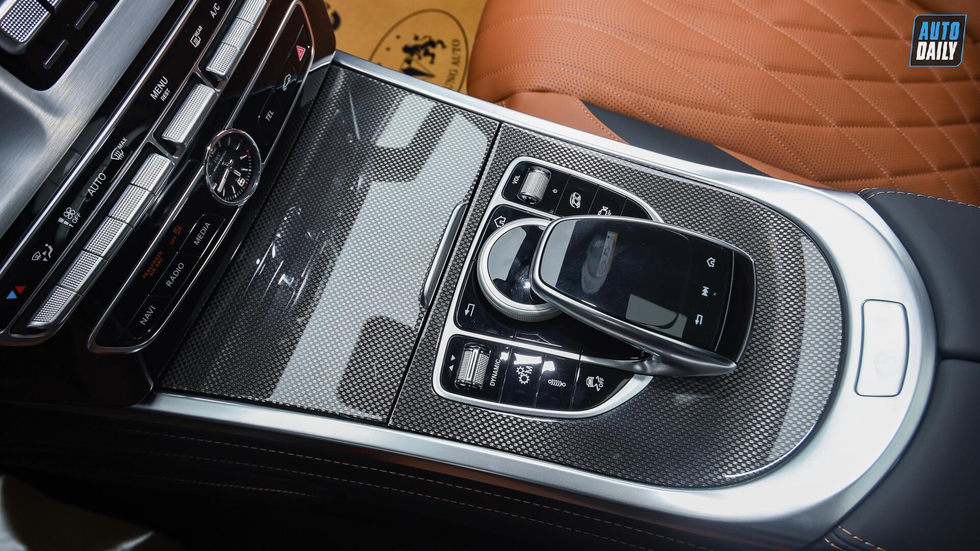 Ảnh chi tiết Mercedes G63 AMG 2021 bản cá nhân hoá giá khoảng 12 tỷ [16]