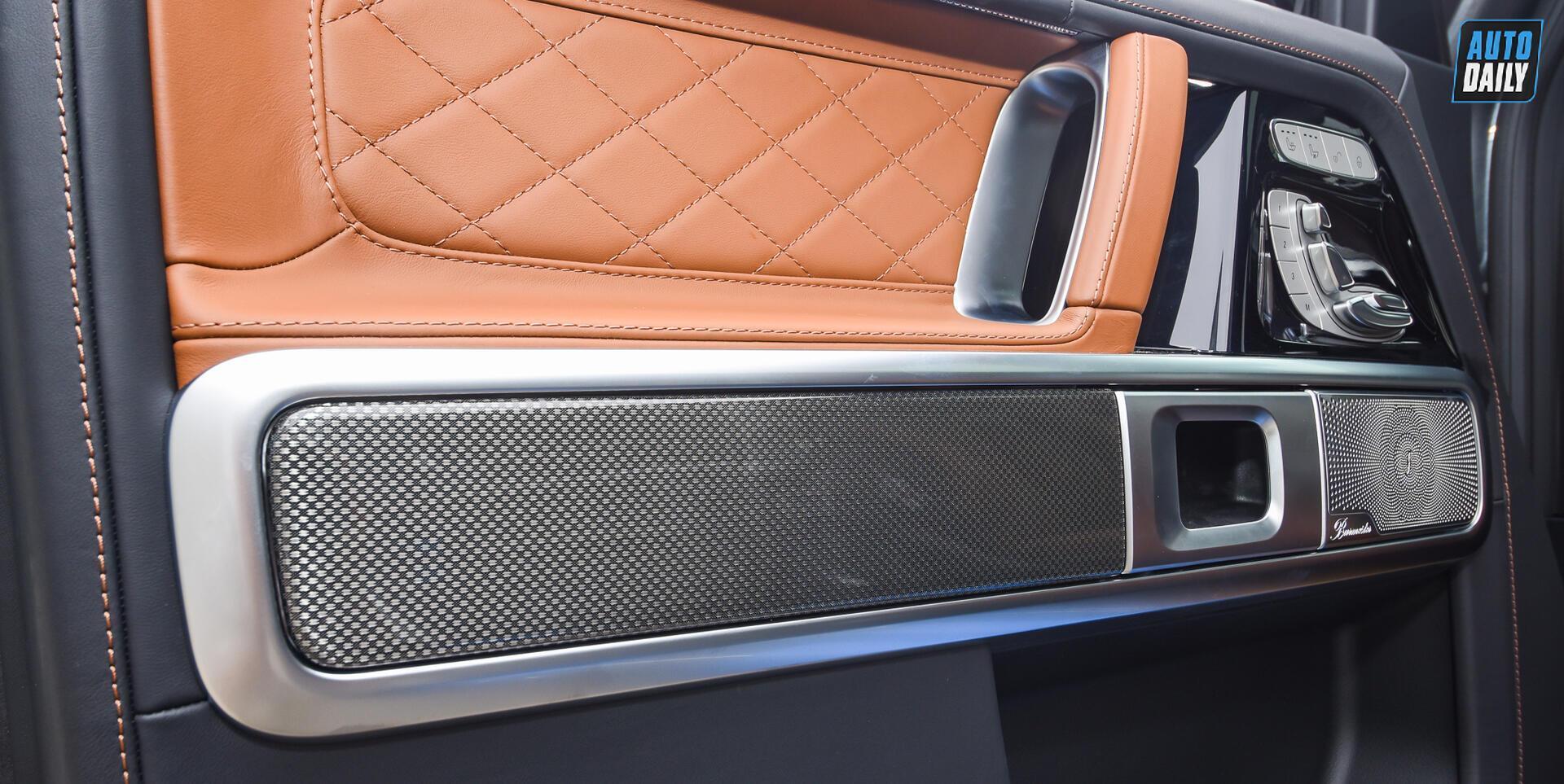 Ảnh chi tiết Mercedes G63 AMG 2021 bản cá nhân hoá giá khoảng 12 tỷ [17]