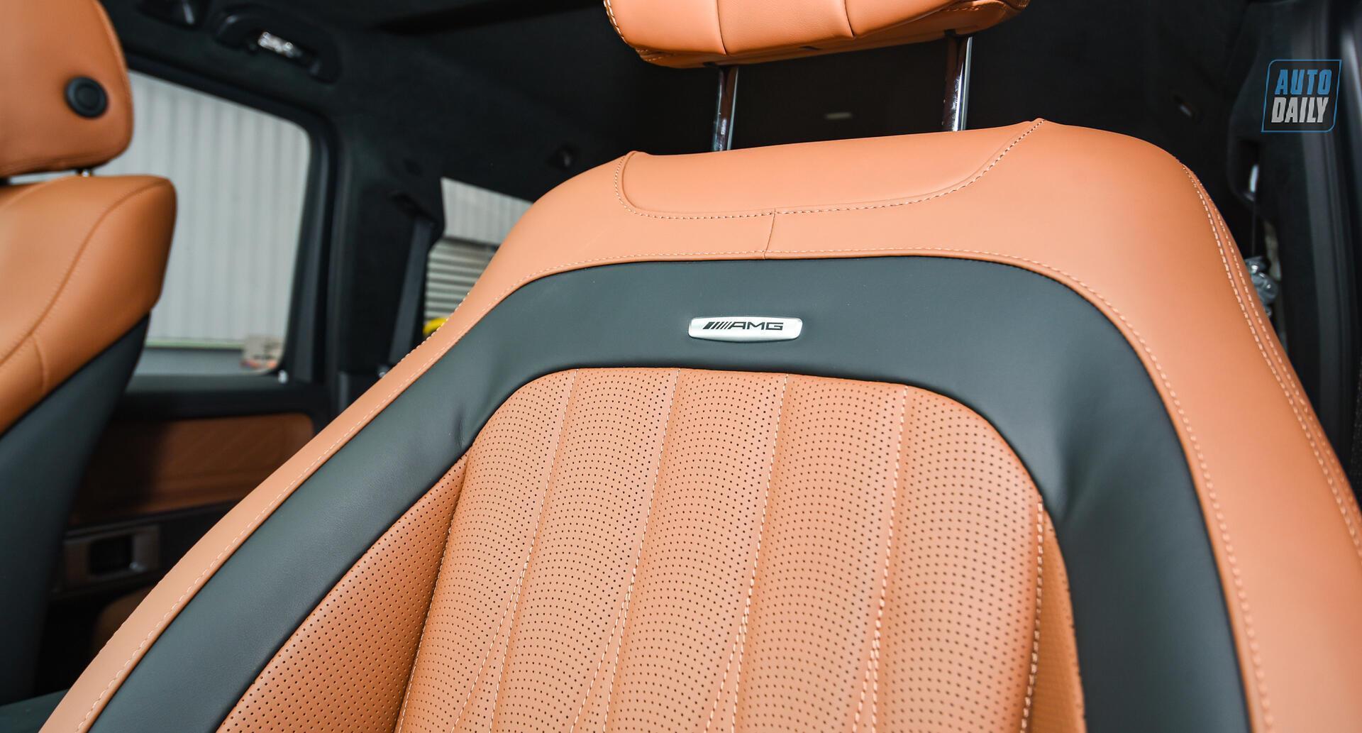Ảnh chi tiết Mercedes G63 AMG 2021 bản cá nhân hoá giá khoảng 12 tỷ [18]