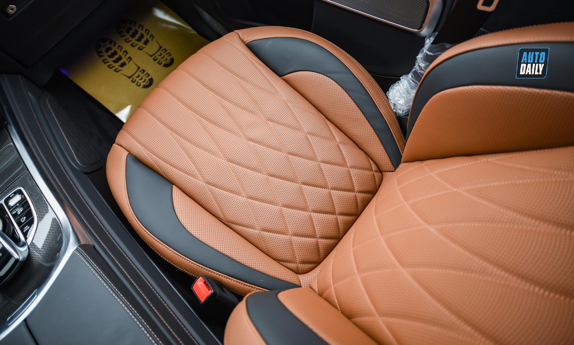 Ảnh chi tiết Mercedes G63 AMG 2021 bản cá nhân hoá giá khoảng 12 tỷ [19]