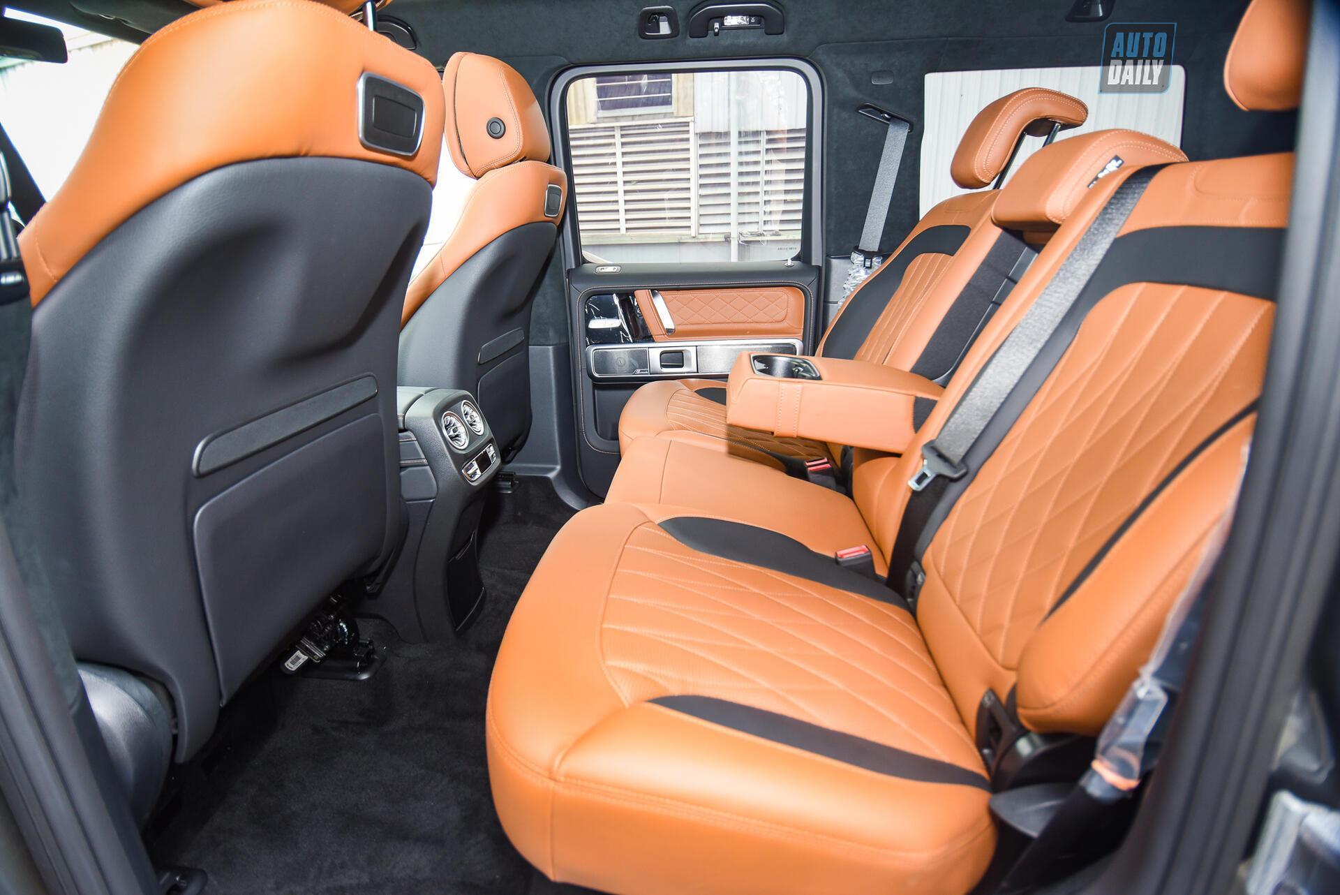Ảnh chi tiết Mercedes G63 AMG 2021 bản cá nhân hoá giá khoảng 12 tỷ [21]