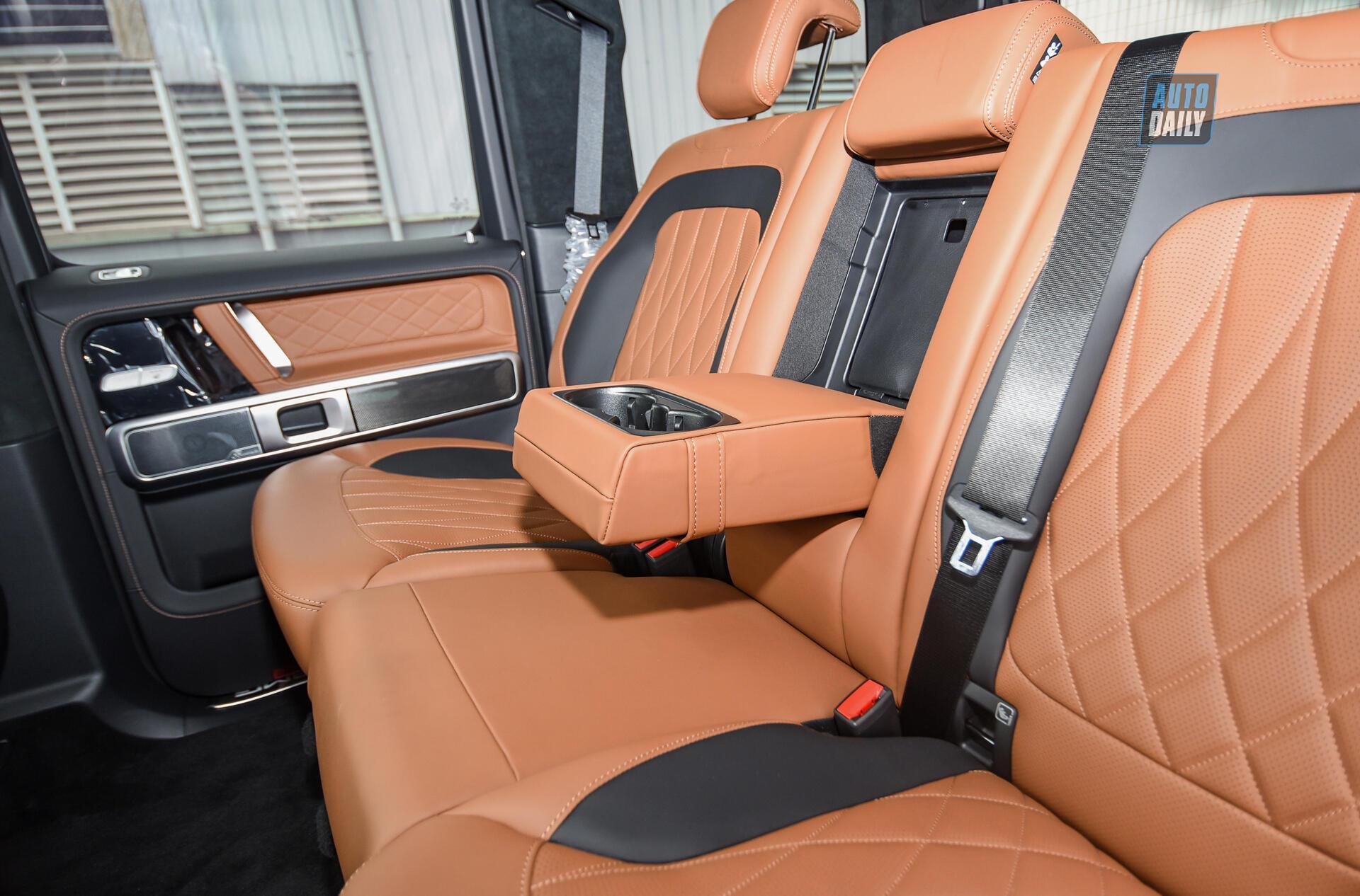 Ảnh chi tiết Mercedes G63 AMG 2021 bản cá nhân hoá giá khoảng 12 tỷ [22]