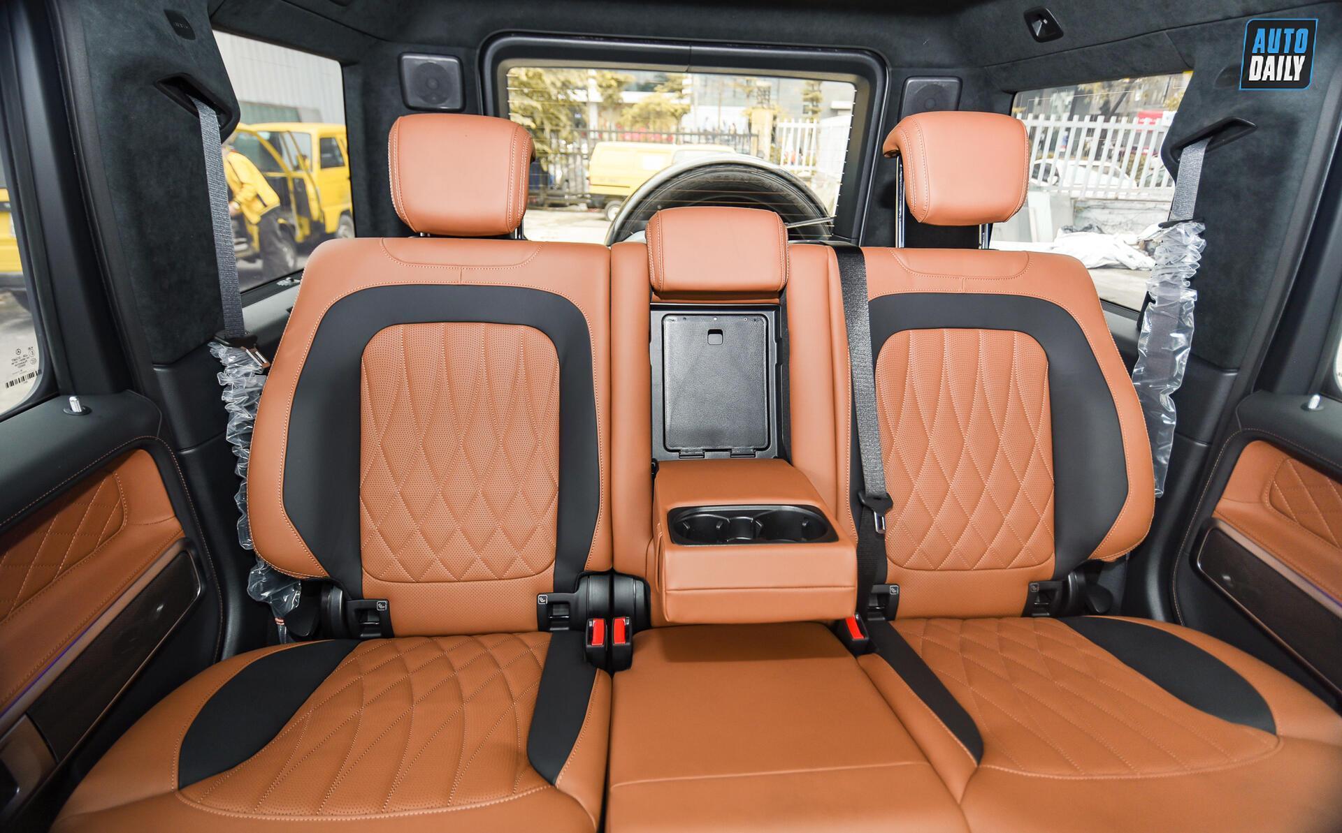 Ảnh chi tiết Mercedes G63 AMG 2021 bản cá nhân hoá giá khoảng 12 tỷ [24]