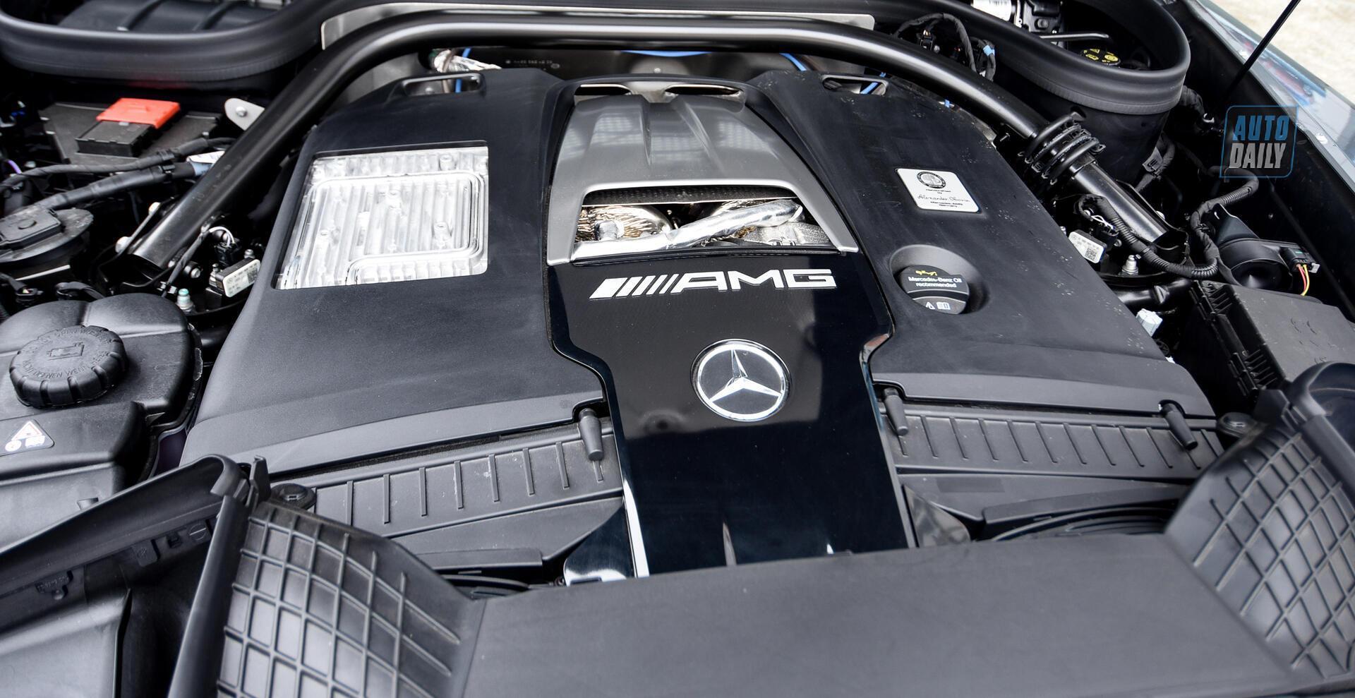 Ảnh chi tiết Mercedes G63 AMG 2021 bản cá nhân hoá giá khoảng 12 tỷ [25]