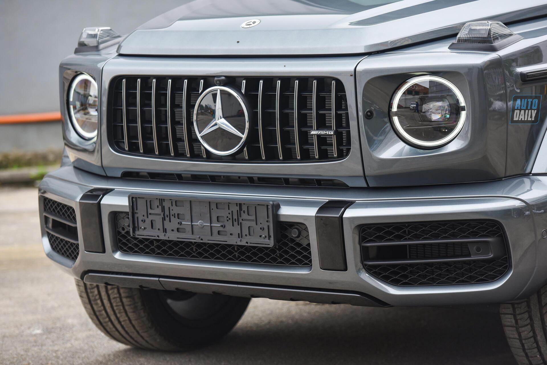 Ảnh chi tiết Mercedes G63 AMG 2021 bản cá nhân hoá giá khoảng 12 tỷ [5]