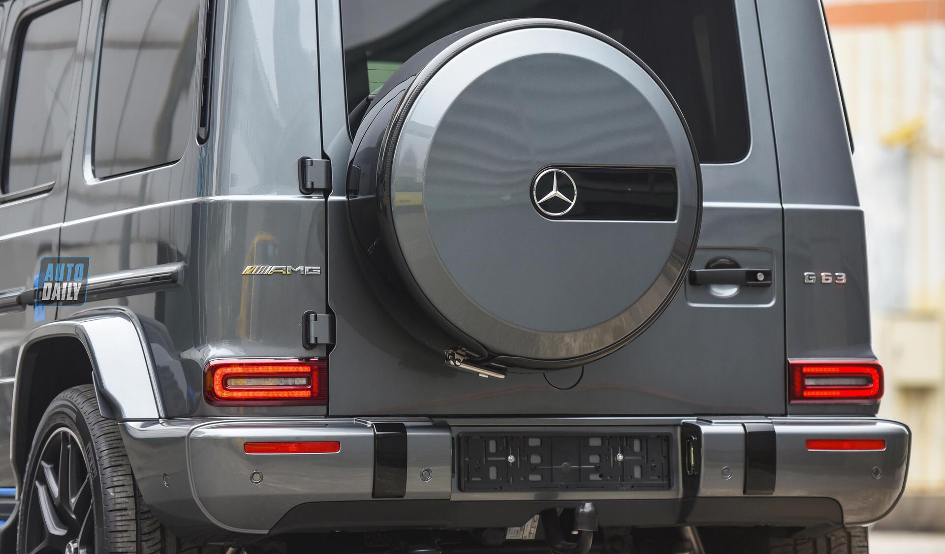 Ảnh chi tiết Mercedes G63 AMG 2021 bản cá nhân hoá giá khoảng 12 tỷ [8]