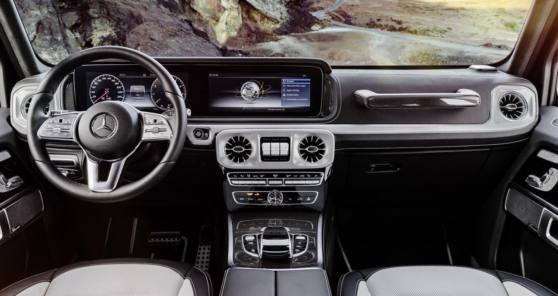 Ảnh chi tiết Mercedes-Benz G-Class 2019 - Hình 5